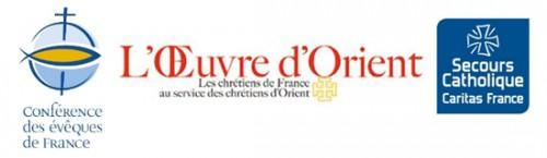 Proche-Orient,15 août,assomption,C.E.F.,Conférence des Évêques de France,Secours Catholique,Caritas-France,oeuvre d'Orient,appel,prière,générosité