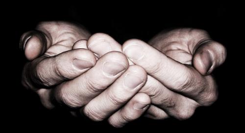 M. Olier,pauvreté,pauvre d'esprit,mendiant,nudité,grâces,dons,âme,Dieu