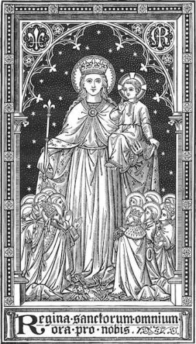 St Alphonse de Liguori,Marie,Reine,miséricorde,mendiant,pauvre,pécheur,nécessiteux,consécration,secours
