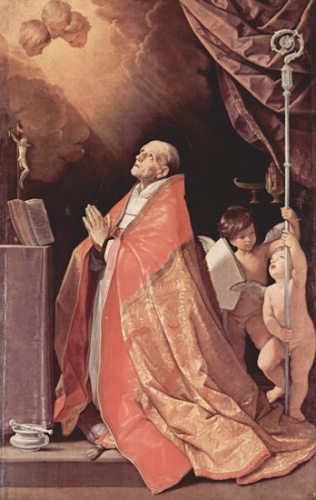 St André Corsini,évêque