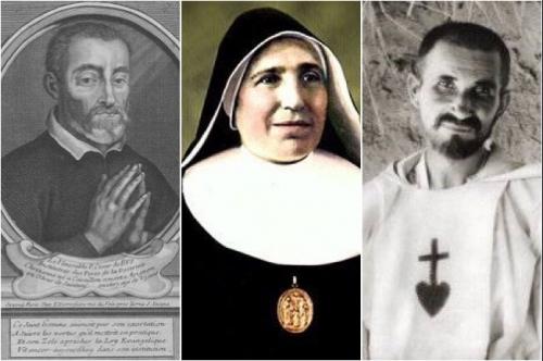 décrets,canonisation,charles de foucauld,pauline jaricot