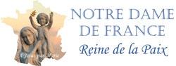 Notre-Dame de France,Consécration,Très Saint Cœur de Jésus,Cœur Immaculé de Marie