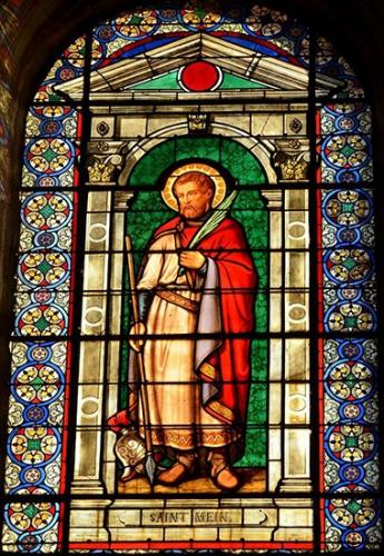 St Martin de Tours,évêque,St Menne,Ménas,Minas,Mennas,soldat,martyr