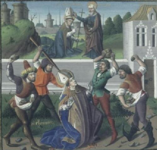 St Timothée,évêque,martyr