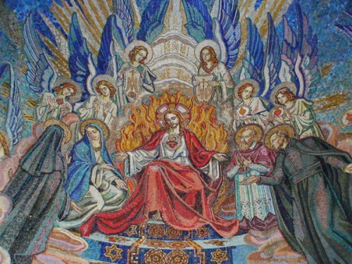 1er vendredi du mois,Sacré-Coeur,Jésus