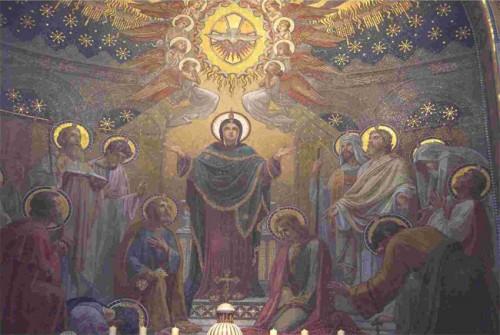 fiat,Vierge,Marie,volonté divine,consentement,salut,sanctification,confiance,fidélité,dons,grâces