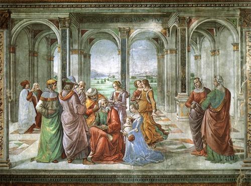Nativité,Saint Jean-Baptiste,prophète,sagesse,science,salut,voix,voies,Seigneur,Jésus,Christ