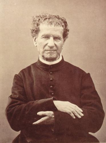 St Jean Bosco,confesseur