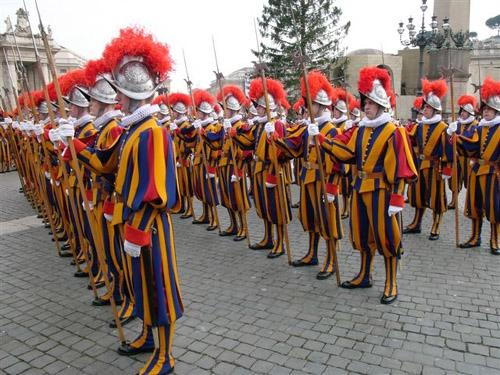 audience,pape,françois,garde suisse,pontificale