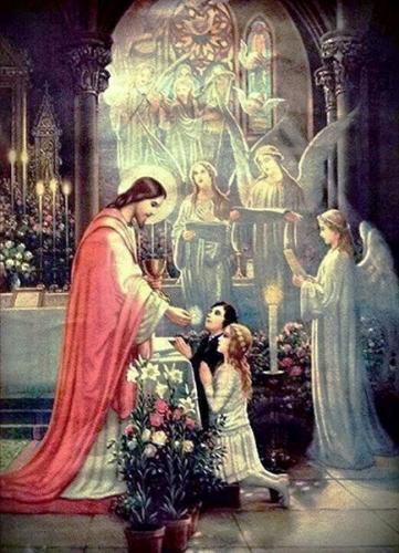 Horstius,prière,communion,litanies,sacrement,eucharistie,passion,corps,sang,Jésus,Christ,mystère,salut,rédemption