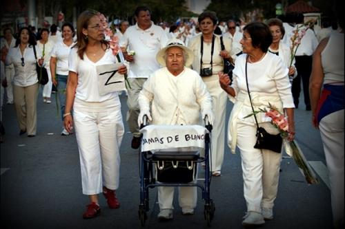 voyage,pape,françois,cuba,damas de blanco,femmes en blanc,liberté,censure,répression,arrestations