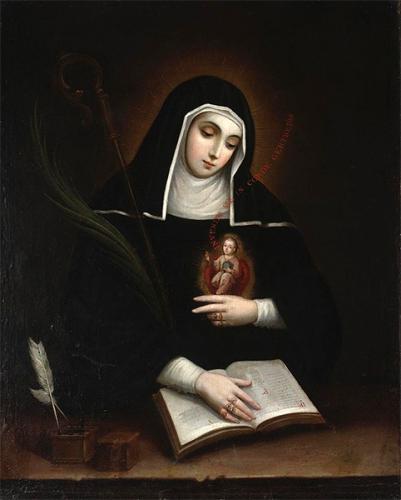 Ste Gertrude,Helfta,Coeur,Jésus,charité,amour,courage,mort,croix,dette,châtiment,miséricorde,espérance,rédemption,salut,repos