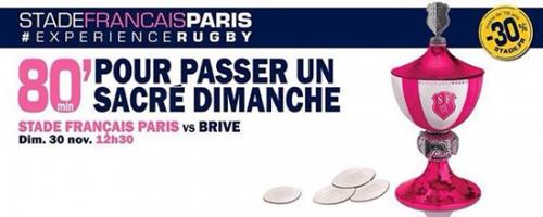 Stade Français,rugby,catholiques,dimanche,Eucharistie,campagne,publicité,antichrétienne,ciboire,hosties,pétition