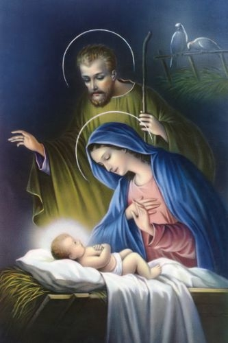 Thérèse-Emmanuel de la Mère de Dieu,Bethléem,coeur,naissance,Jésus,Noël