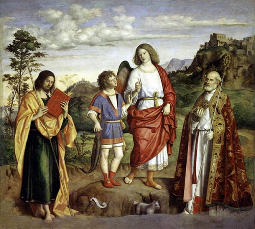 Saint Raphaël,archange,ange,prière,Léonie Guillemaut,protection,pèlerin,voyage,guide,remède,soutien,courage