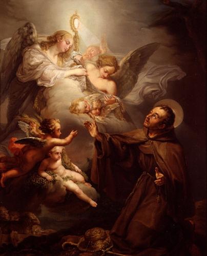 Mardi de la Pentecôte,St Pascal Baylon,religieux,franciscain