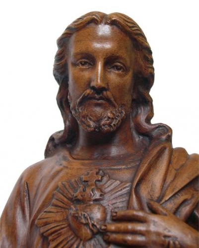 Antoine Crozier,sacré coeur,jesus,confiance,abandon,union