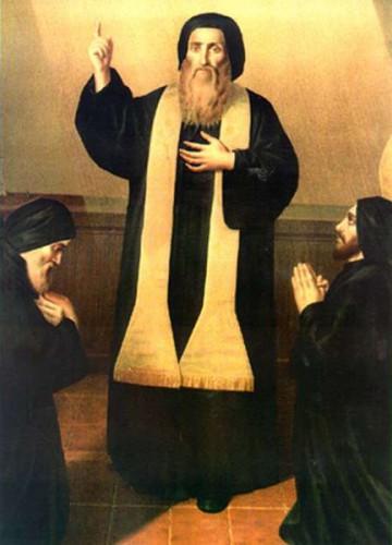 Saint,Antoine le Grand,Athanase,pères du désert