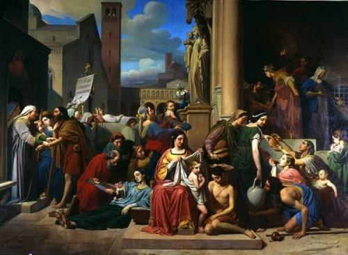 action,grâce,divine,don,dieu,seigneur,merci,charité,générosité,amour,oeuvre,miséricorde
