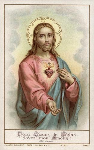 Marie du Sacré Cœur,Bernaud,bonté,Sacré Coeur,Coeur,Jésus,humilité