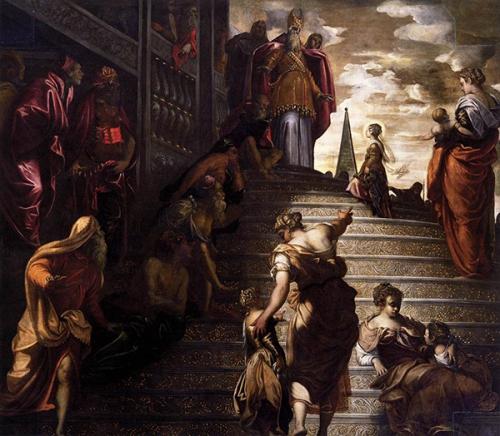 Abbé Hamon,Présentation,Sainte Vierge,Marie,enfant,virginité,temple,don,immolation,ferveur,recueillement,vertu,salut