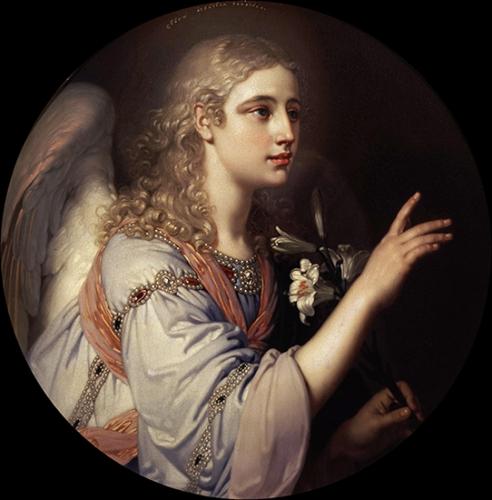Mardi de la Passion,St Gabriel,Archange