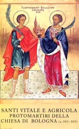 St Charles Borromée,évêque,Sts Vital et Agricola,martyrs