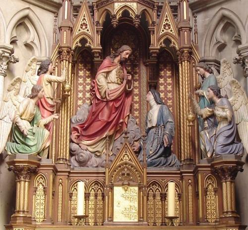 vendredi,sacré-coeur,Jésus,acte,consécration,réparation,Pie XI,encyclique,Miserentissimus Redemptor,1928