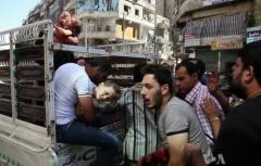syrie,alep,eveques,message,martyrs,chrétiens,guerre,paix,prière,marie