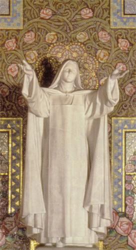 Paris,5 mai,13 mai,reliques,Ste Thérèse,Enfant-Jésus,Lisieux,basilique,Notre-Dame des Victoires