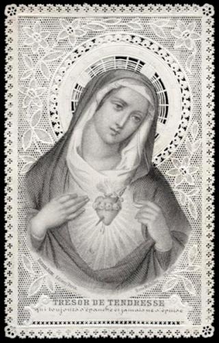 St Jean Eudes,oraison,prière,Coeur de Marie