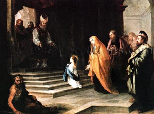 Alphonse de Liguori,prière,présentation,sainte vierge,vierge marie