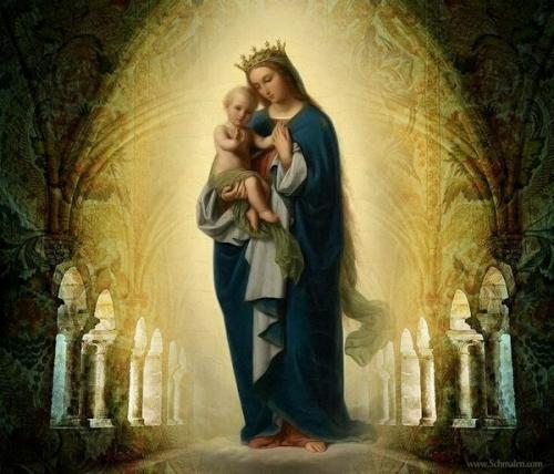 Grignion de Montfort,Marie,action,offrande,union,renoncement,sanctification,volonté,Jésus