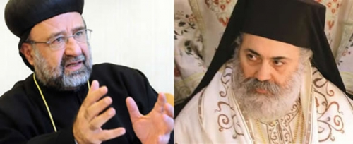 Syrie,lep,enlevement,eveques,Mgr Youhanna Ibrahim,Mgr Boulos Yazigi