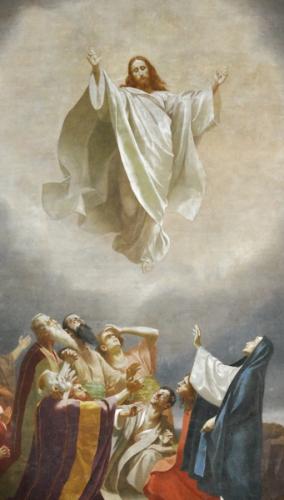 Ascension,Notre Seigneur,introit,
