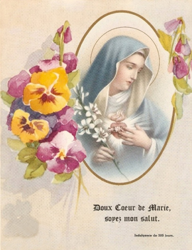 Saint Nom,Marie,mère,Jésus,modèle,vertus,dévotion,union