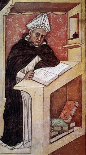 St Albert le Grand,évêque,docteur de l'Eglise