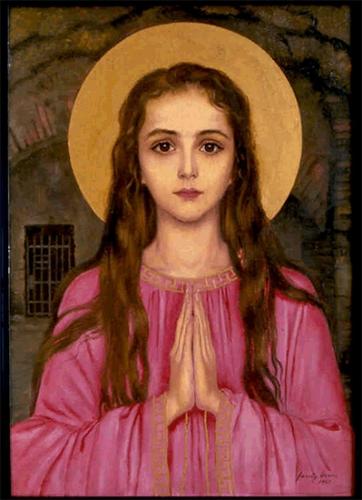 Sts Tiburce et Suzanne,martyrs,Ste Philomène,vierge,martyre