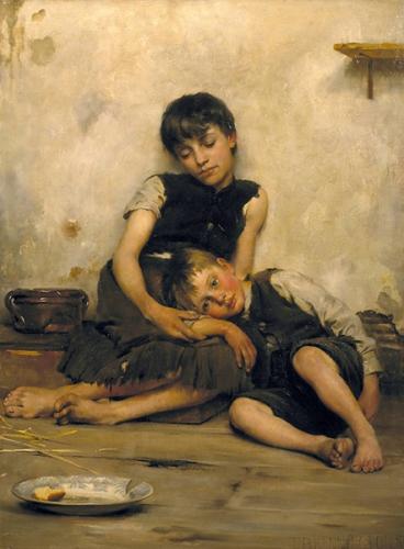 St Jean Eudes,charité,prochain,pauvres,étrangers,veuves,orphelins,assistance