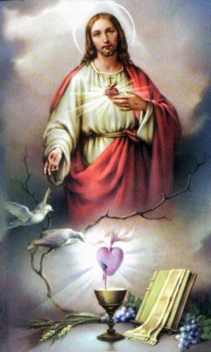 eucharistie,saint sacrement,Claude La Colombière,prière,fête,Sacré-Coeur,Jésus