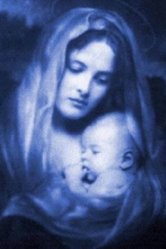 jean-paul ii,prière,vierge marie