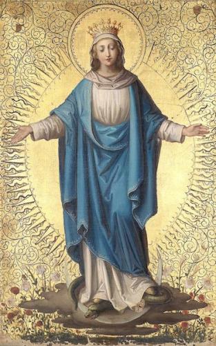 Prière,Vierge,Marie,mère,enfants,devoirs,grâce,mains,trésors,bénédiction,obéissance
