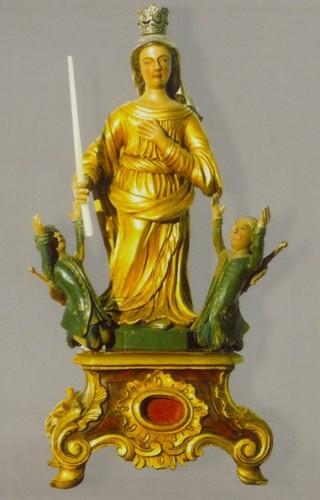 notre-dame des ardents,apparition,vierge marie,arras,cierge,miracle