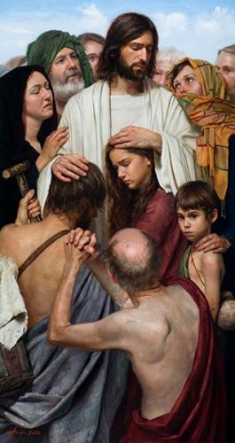 Lev-Gillet,Christ,Jésus,paroles,evangile,sauveur,soulagement,réconfort,repos,consolation,guérison,pardon