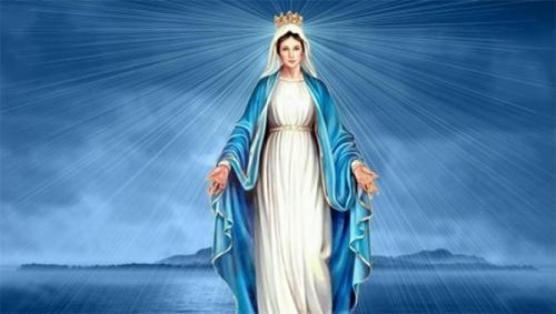 Edouard Turquety,Vierge,immaculée,Marie,mère,priez pour nous,ora pro nobis