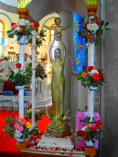 Notre Dame de Sheshan,Benoît XVI,lettre,Journée,prière,Eglise,Chine