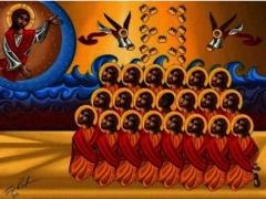 Egypte,inauguration,église,martyrs,coptes,Daech