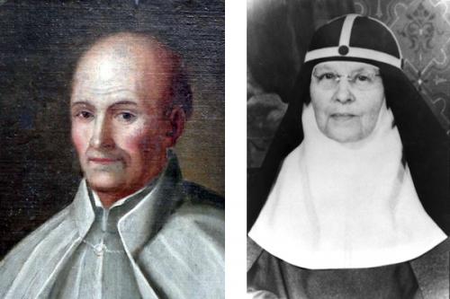 messe,pape,françois,canonisation,stanislas de jésus et marie,Élisabeth hesselblad,homélie