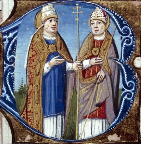 St Corneille, pape, St Cyprien, évêque, martyrs
