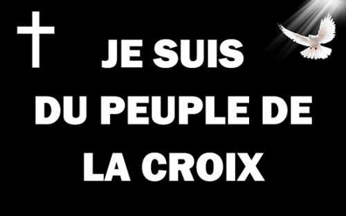 #peupledelacroix,je suis du peuple de la croix